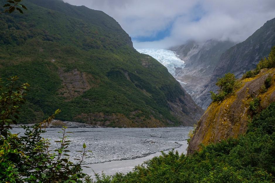 Frans Jozef Glacier