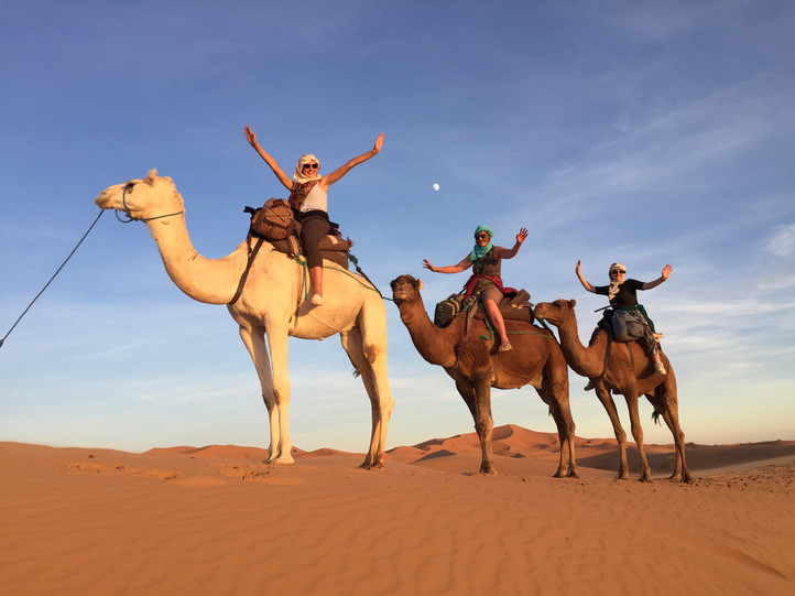 Freedom in the Sahara