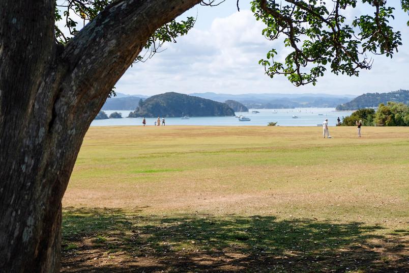 Waitangu Treaty Grounds,Paihia
