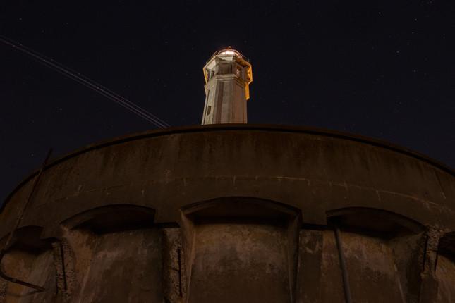 Lighthouse at Alcatraz