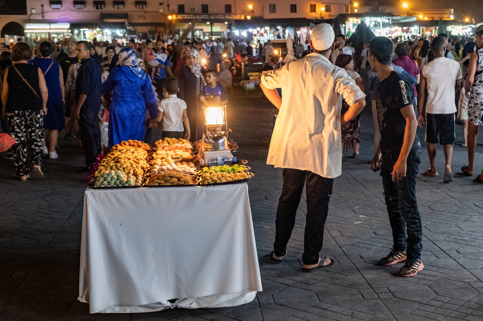 Jama El f'na Market