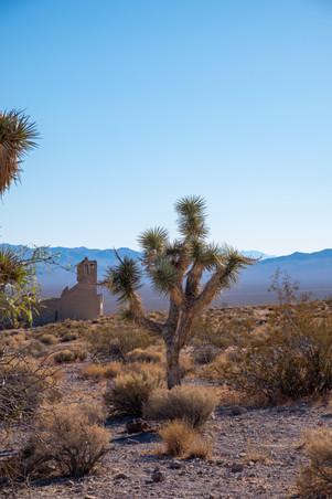 Ryolite, Death Valley