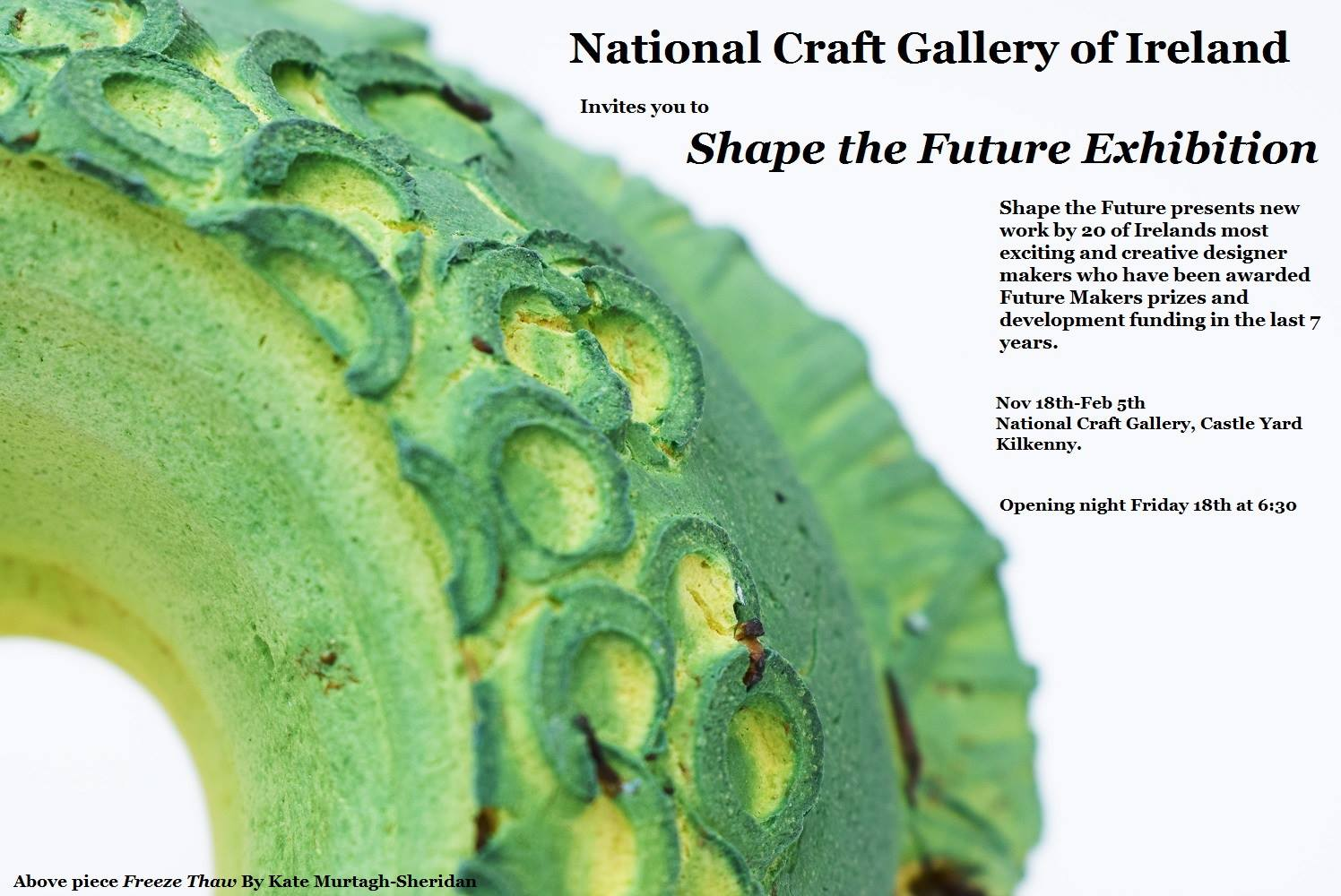 National Craft Gallery November 2016