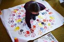 Artist in Schools residency 2017
