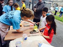 Chalk making workshop