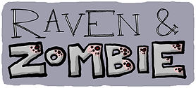 Raven and Zombie  Web Comic