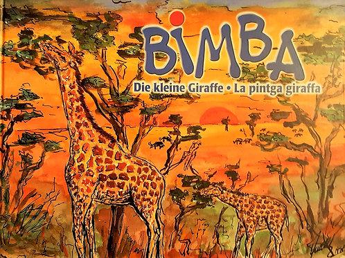 BIMBA - Die kleine Giraffe