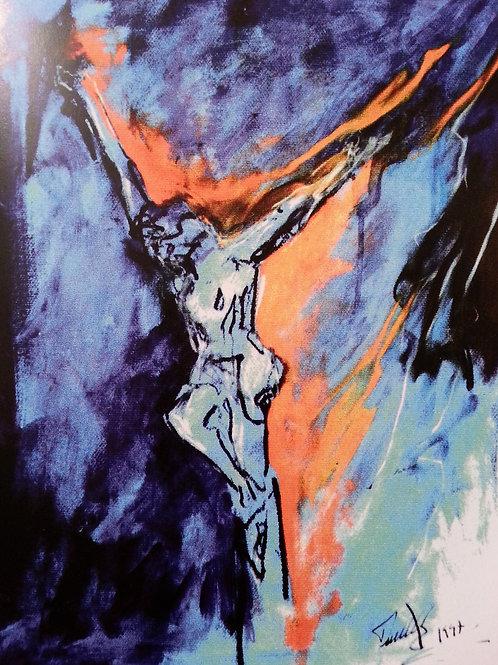 Das Feuer des Kreuzes