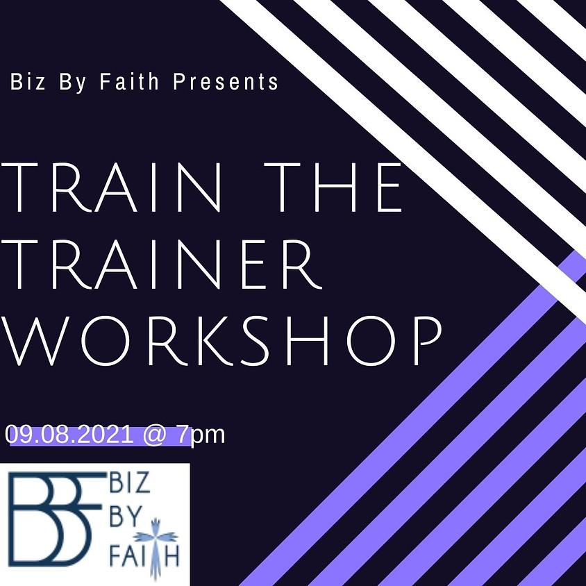 Train the Trainer Workshop Informational