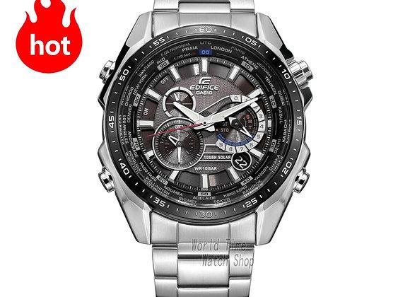 Casio Men Luxury 100m Waterproof Wrist Watch Chronograph Quartz Sport Watches