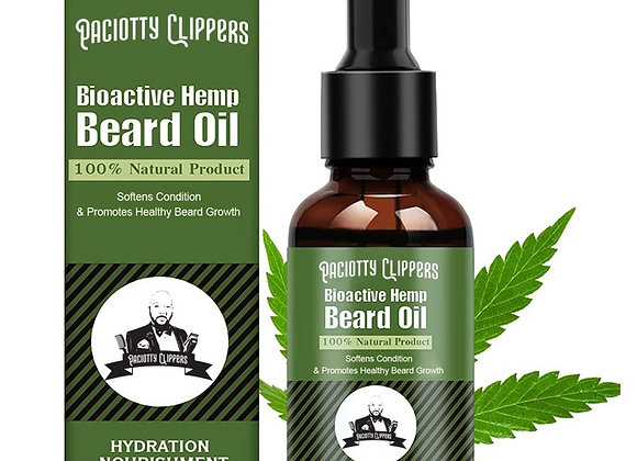 Bioactive Hemp Beard Oil