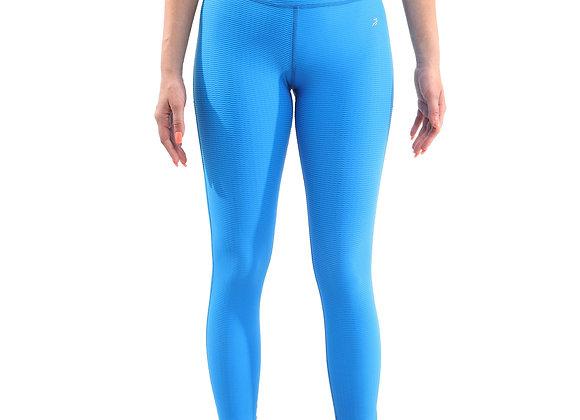 SALE! 50% OFF! Positano Activewear Leggings - Aqua [MADE IN ITALY] - Size Small