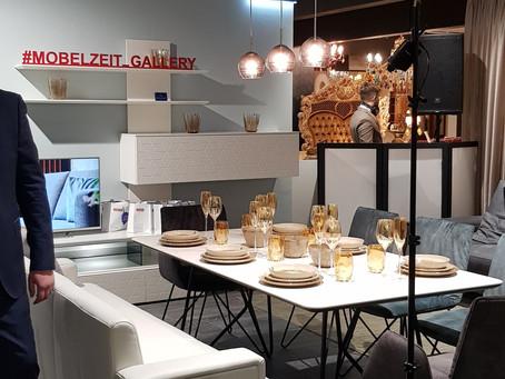 презентация мебели Villeroy&Boch