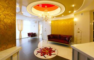 спа-салон 450 м² два уровня