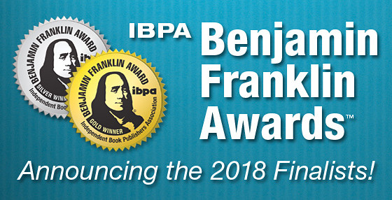 JEOPARDY SURFACE Named a Finalist for the IBPA Benjamin Franklin Award for Best First Book