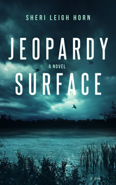 JEOPARDY SURFACE Kindle Edition Available for Pre-order now!