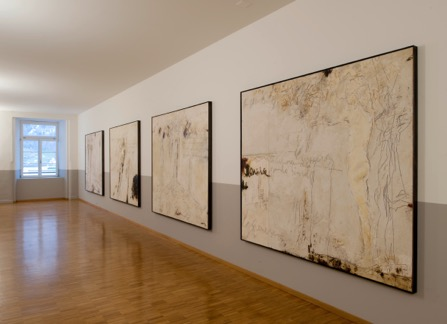 Gemälde, Ausstellung