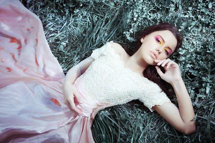 Modello in the Meadow
