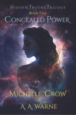 Concealed Power - Front - With Texts cop