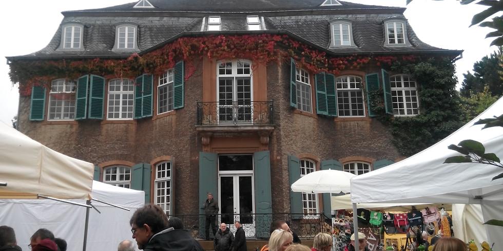 ⛔⛔⛔ Abgesagt !!!!!!!  Gartenlust und Kunsthandwerk auf Schloss Eicherhof