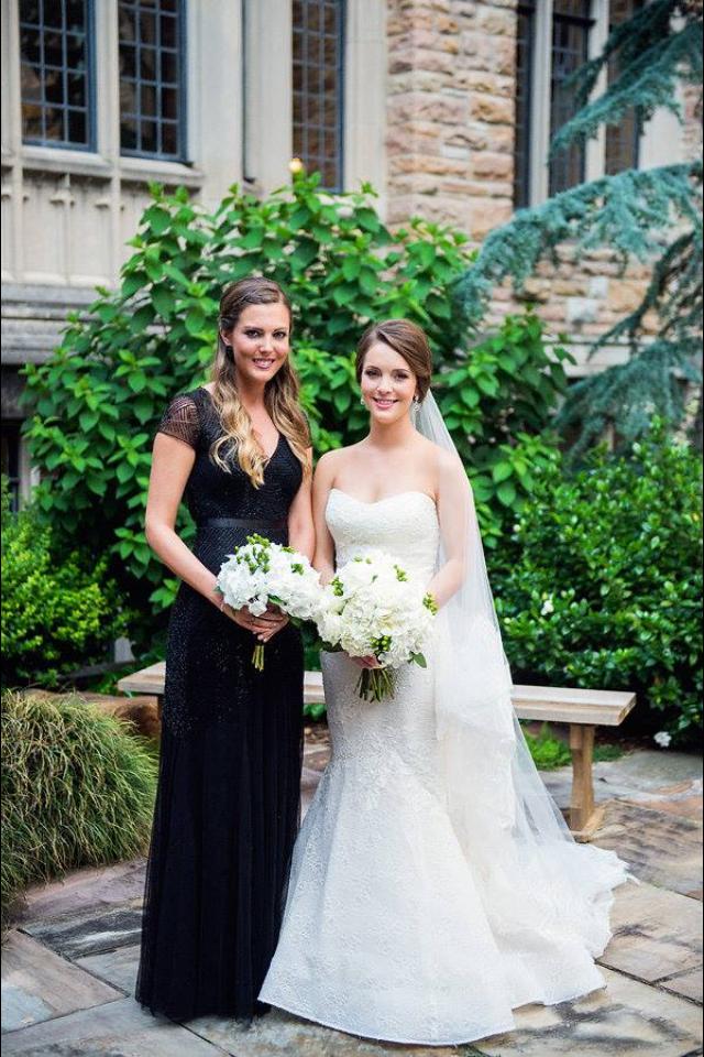 Ashley Dempsey McClung Wedding