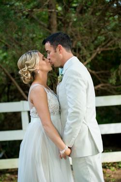 Nicole Nogueras Mathis Wedding