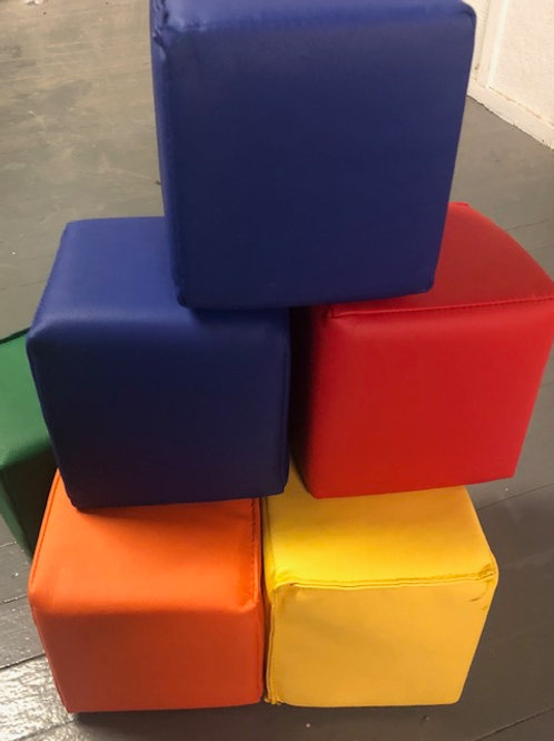 10 soft play block