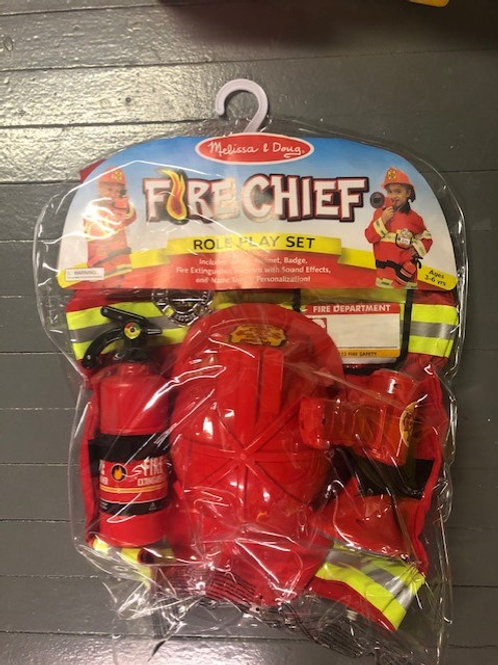 Fireman outfit - NEW