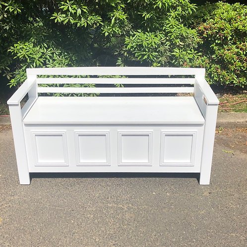 Toy Bench with Storage