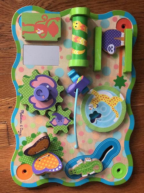 Melissa & Doug - wood play board
