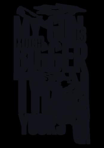 Gun-Typography
