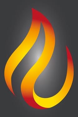 Flame logo
