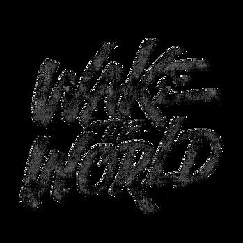 wake-the-world-typography