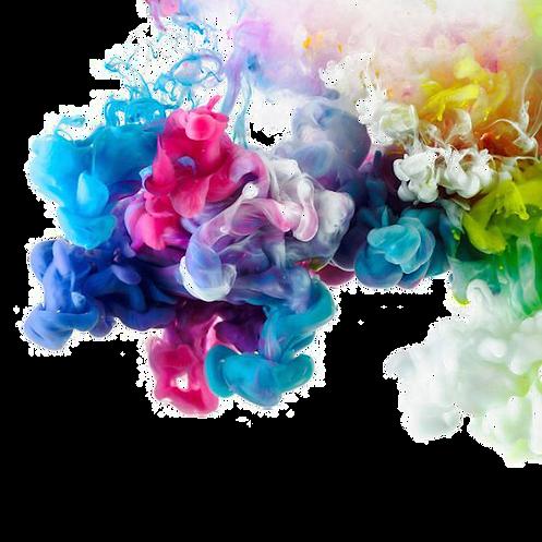 Paint-colourful-smoke