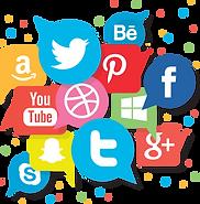 Social-media-collarge