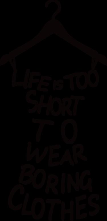 Dress-Typography