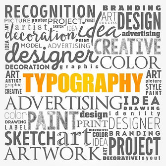 Typography-collarge