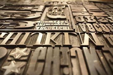 Typography-creation