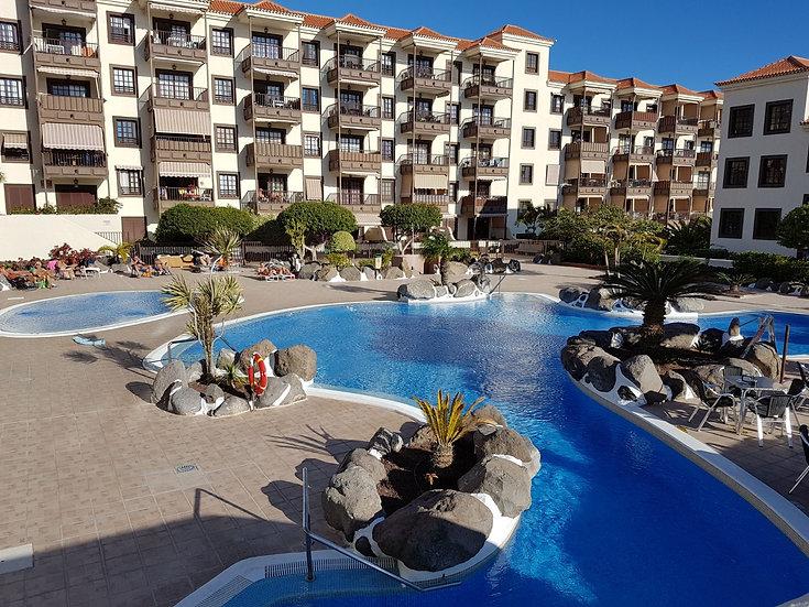 Appartamento Costa del Silencio Residence Balcon del Mar