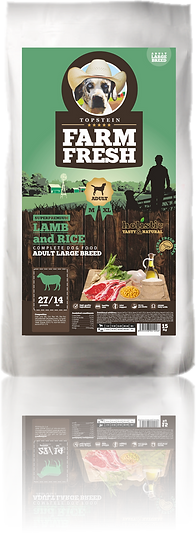 Farm Fresh Lamb and Rice Adult Large Breed