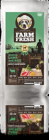 Farm Fresh Lamb and Rice Adult Large Breed