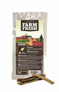 Farm Fresh Pamlsky s klokanem pro psy