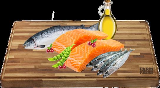 ryby a vedlejší produkty z ryb 32%losos+30%sleď, hrášek 5%, brusinky 3%, minerální látky, oleje a tuky (lososový olej 0,2%)