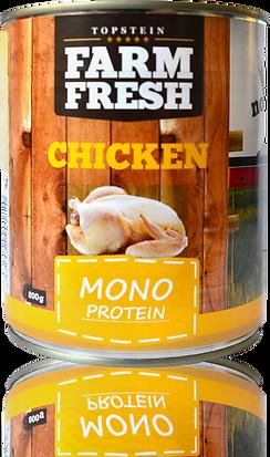 Farm Fresh chicken monoprotein