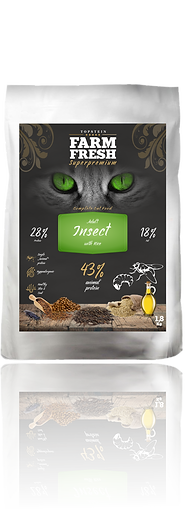 Farm Fresh Cat Adult Insect GF