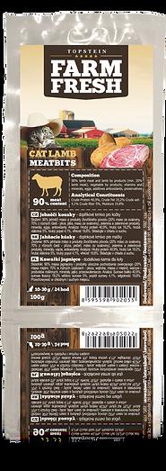 Farm Fresh Meatbits Cat Lamb