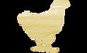 Čtvrtka kuřete. 100% podíl živočišných bílkovin, 100% kuřete