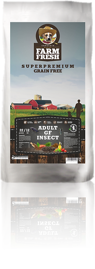 Farm Fresh Adult GF Insect