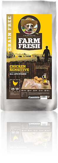 Farm Fresh Chicken Sensitive All Life Stages
