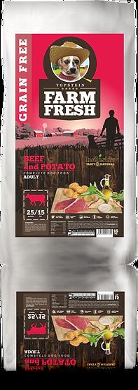 Farm Fresh Beef and Potato Adult